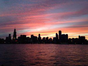 Sunset Cruises Lake Michigan