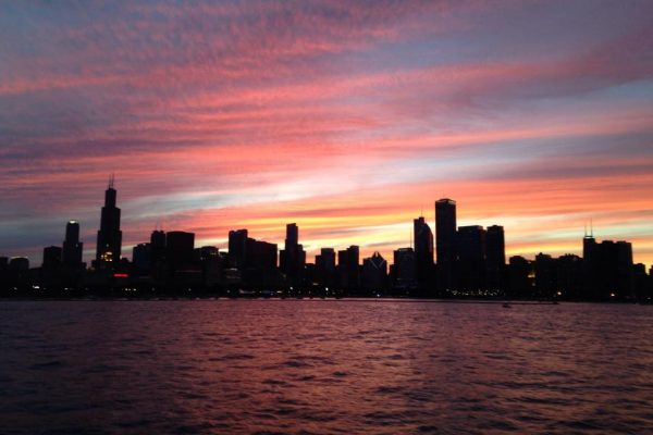 Chicago Sunset Cruises Lake Michigan